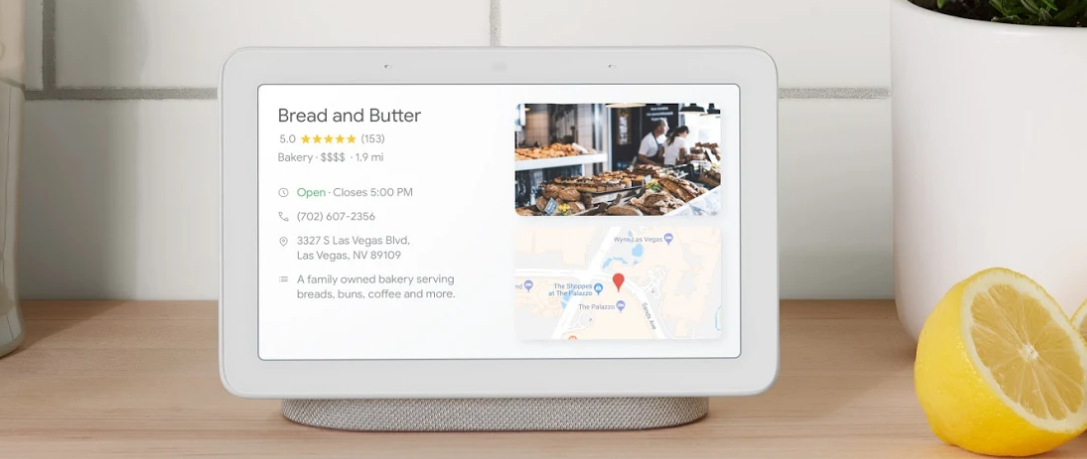 Google Home Hub made by Google what new??