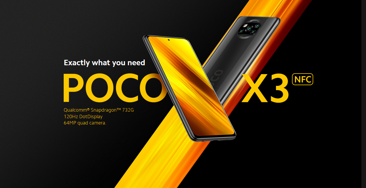 Poco X3 a new best gaming phone on a budget?