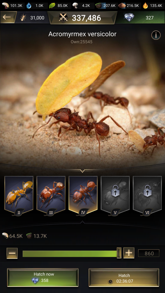 planet ant soldier ants