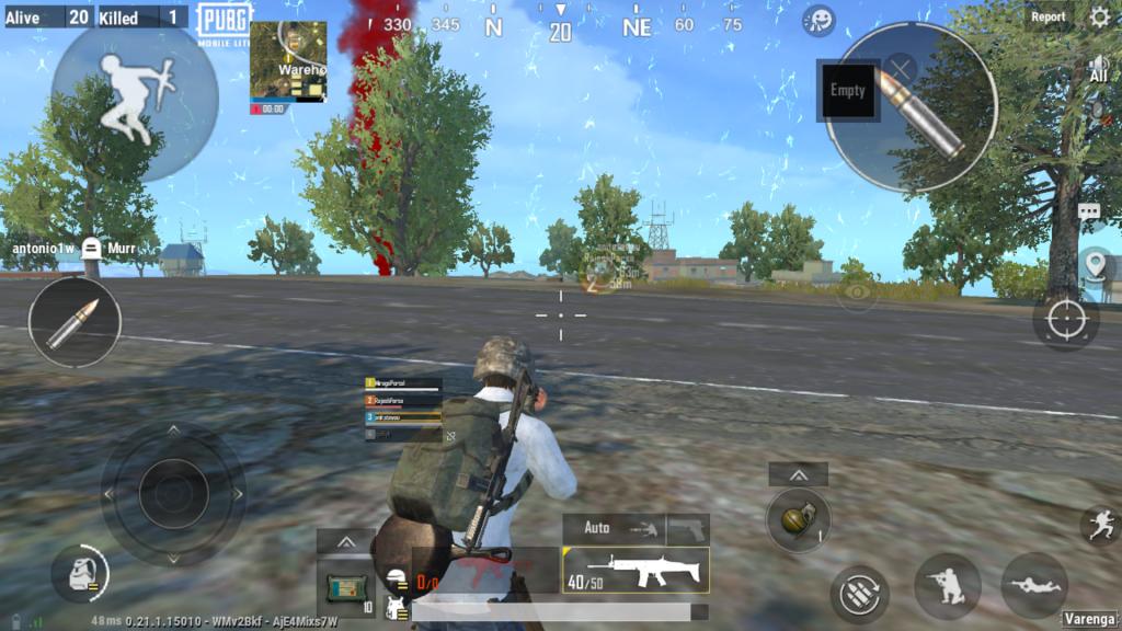 best mobile games PUBG