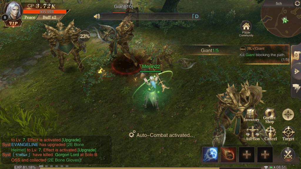 new mobile games, MU archangel