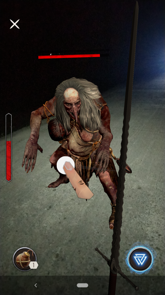 new mobile games, the witcher