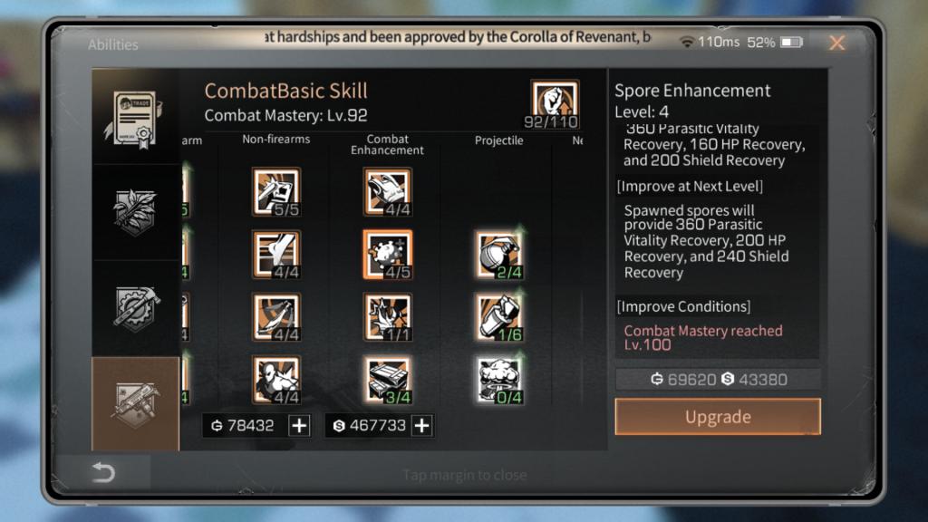 revenant two new skills