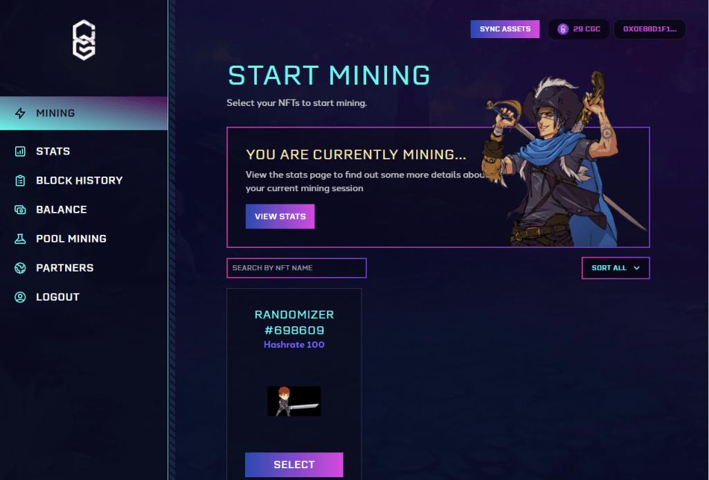 chain guardian mining